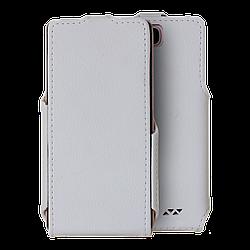 Чехол книжка Red Point Bravis A503 Joy - Flip Case (White)