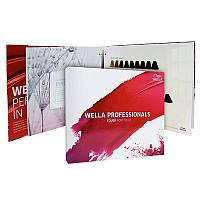 Полный каталог оттенков Wella -2017