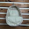 Модный городской рюкзак из холста, фото 5
