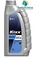 Трансмиссионное масло Kixx Geartec FF GL-4 75W-85 1л