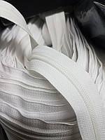 Молния рулонная белая №3 спиралька