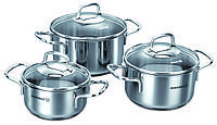 Набор посуди 6 предметов Perla Korkmaz A1650