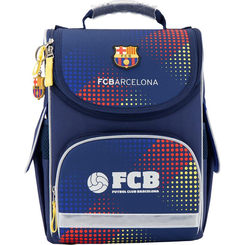 Рюкзак шкільний каркасний Kite 501 FC Barcelona