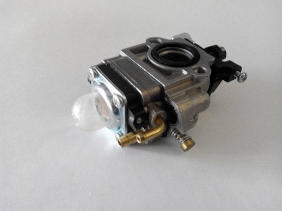 Карбюратор малый диффузор Ø15 мм мотокосы 2Т, фото 2