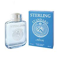 Туалетная вода для мужчин Sterling 100125 Голубой