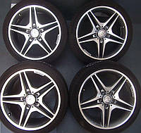 18 летние колеса диски на Mercedes A-Class W176, фото 1