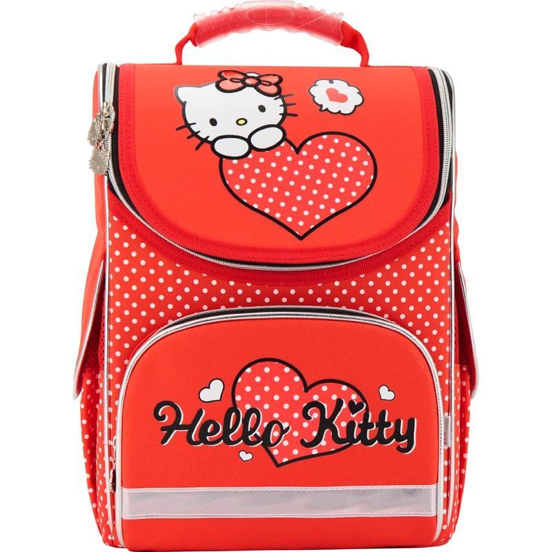Рюкзак шкільний каркасний Kite 501 Hello Kitty-1