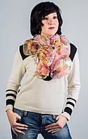 Женский шарф летний легкий  ASHMA
