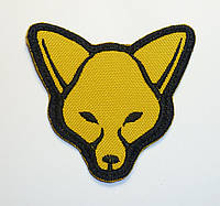 "Нашивка ""FOX HEAD"""