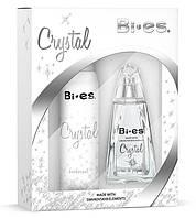 Подарочный набор для женщин Bi-es 10010 Белый