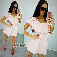 Женское платье (S-M) — прошва  купить оптом и в Розницу в одессе  7км
