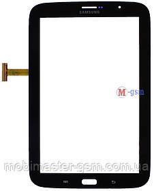 Тачскрин (сенсор)  Samsung N5100 , N5110 Galaxy Note 8.0 (3g version) черный