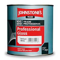 высококачественная глянцевая краска Professional Gloss JOHNSTONE`S (Джонстоун)