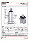 Гідроциліндр Binotto B DWR 9-2185-238 (подкузовной), фото 2