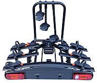 Велокріплення на авто Aguri Active Bike 3 Black