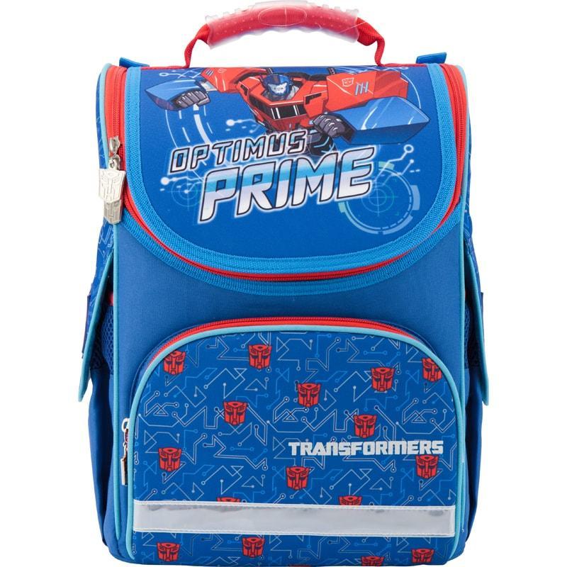Рюкзак шкільний каркасний Kite 501 Transformers-1