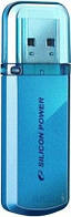Флешка USB Silicon Power Helios 101 32Gb (SP032GBUF2101V1B) Blue