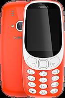 """Мобильный телефон Nokia 3310 Dual Sim Red красный (2SIM) 2,4"""" 16 МБ+SD 2 Мп оригинал Гарантия!"""