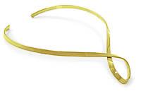 Колье-чокер из меди, покрытой золотом 24 карата. 84508