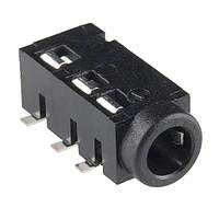 Разъем аудио 3.5mm 4C J PCB крепление AIO-M024