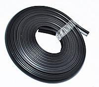 Кант лобового стекла (майер L=3800) Ваз 2121 черный Тула
