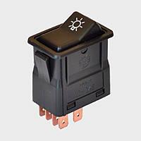 Клавиша включения габаритных огней Ваз 2108-2115, Газ, УАЗ WTE