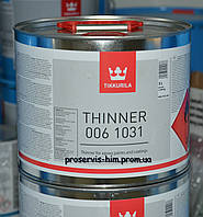 Растворитель 1031 TIKKURILA COATINGS 3л