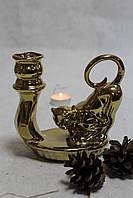 Подсвечник Обезьяна на 1 свечу