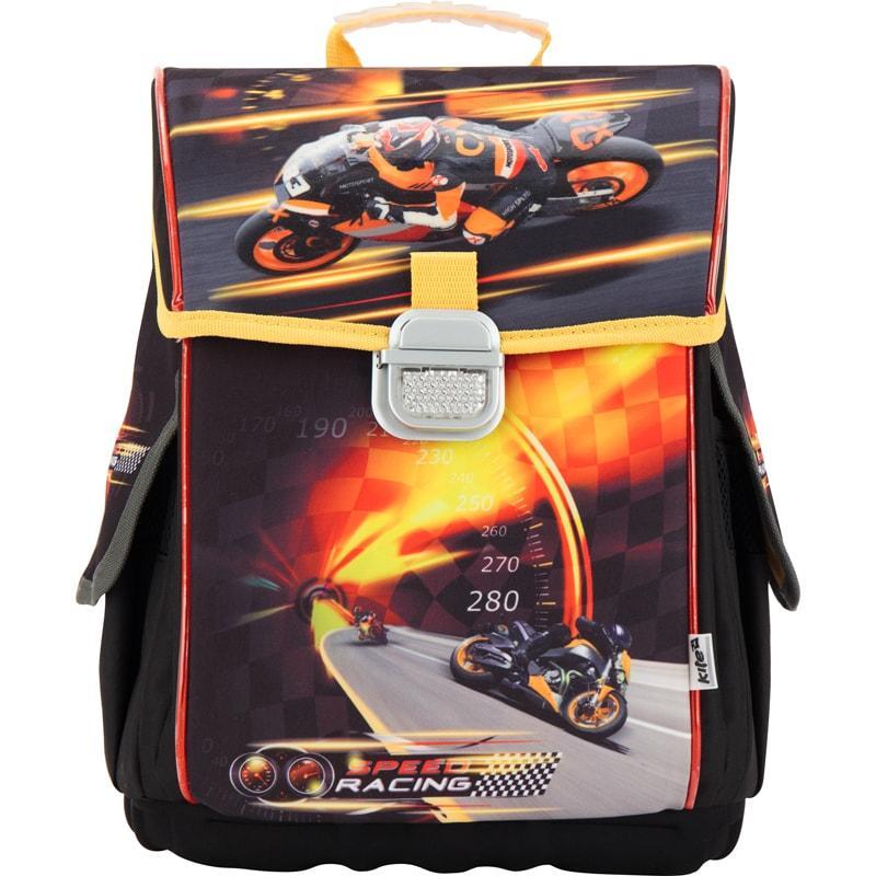 Рюкзак шкільний каркасний Kite 503 Speed racing
