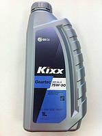 Трансмиссионное масло  Kixx Geartec GL-5 75W-90 1л
