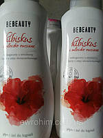 Крем-гель для душа Bebeauty (гибискус и овсяное молочко) 1,5 л