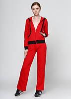 4215 Спортивный костюм женский красный: imprezz.com.ua