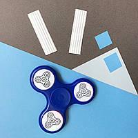 Оригинальный LED, синий, «Spinner» (С-019)
