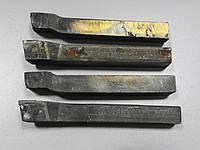 Резец проходной упорный изогнутый 12х12х100 Т15К6 (Гомель)