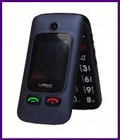 Телефон Sigma mobile Comfort 50 Shell Duo (BLUE). Гарантия в Украине 1 год!