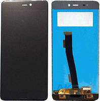 Дисплей (экран) для телефона Xiaomi Mi5s + Touchscreen Black