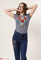 Вышиванка футболка женская  422 (Л.Л.Л.)