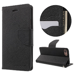 Чехол книжка Book Cover Huawei Y5c Goospery Black
