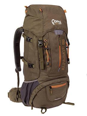 Рюкзак туристический Peme Alpagate 65 Brown АКЦИЯ -30%