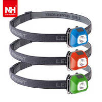 Налобный фонарик водонепроницаемый светодиодный NatureHike Mini NH00T003-D