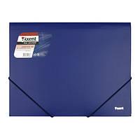 Axent Папка на резинке А4, синяя