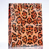 Пакет подарочный 23х30см (материал  ПЭ)