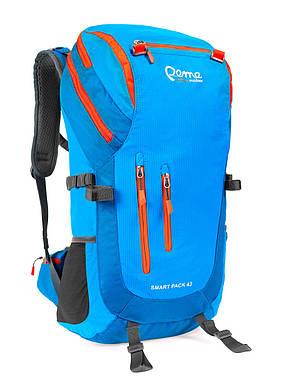 Рюкзак туристический Peme Smart Pack 42 Blue АКЦИЯ -30%