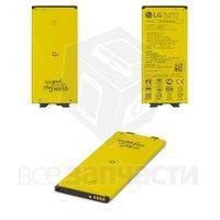 Батарея аккумуляторная BL-42D1F для мобильного телефона LG G5 H820, (Li-ion, 3,85 B, 2800 мАч)