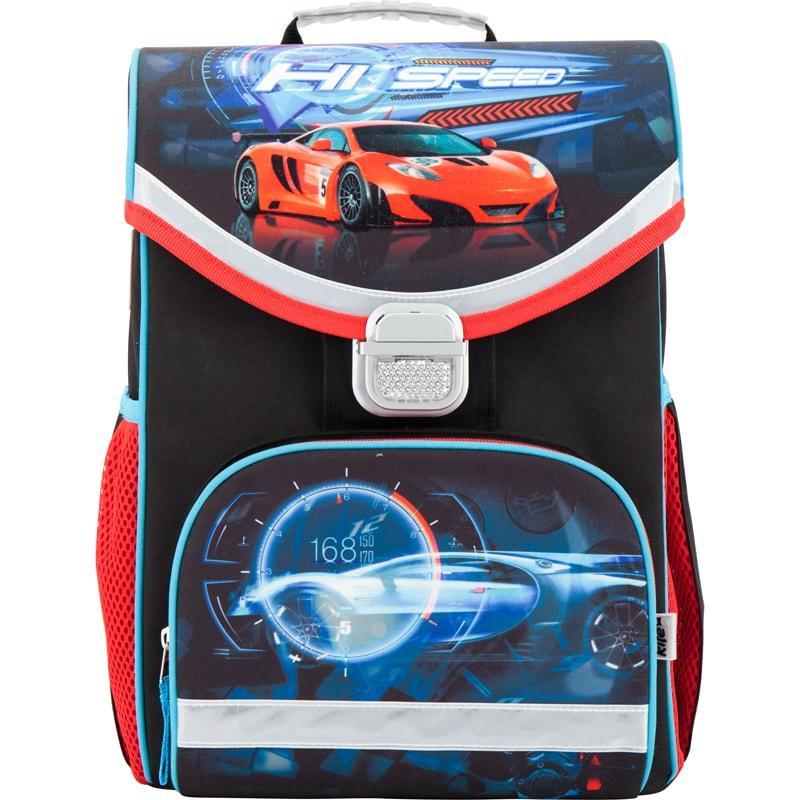 Рюкзак шкільний каркасний Kite 529 Hi speed
