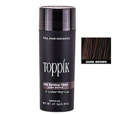 Загущувач для волосся Toppik 27.5 гр. Dark brown