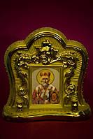 Иконостас большой Золото