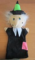"""Кукла-рукавичка """"Кикимора"""""""
