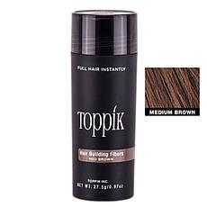 Загущувач для волосся Toppik 27.5 гр. medium brown
