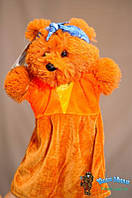 """Кукла-рукавичка """"Медведица Настасья"""""""